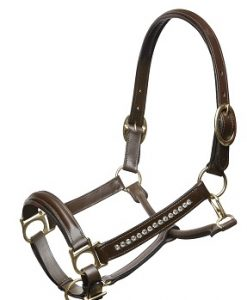 halter brown