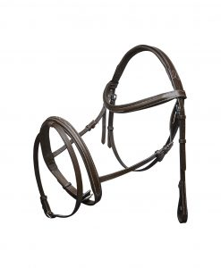 Pony size bridles