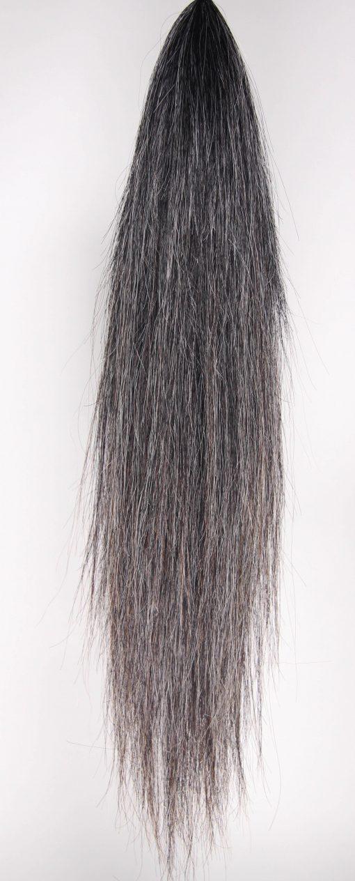 Dark grey tail