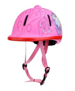 helmet hot pink