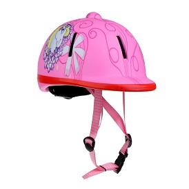 helmet hot pink