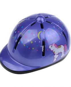 helmet purple