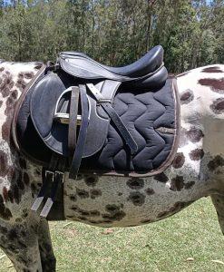 silver spur saddlepad