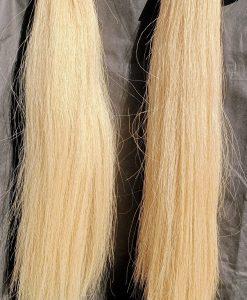Cream white tail
