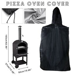 BBQ and Pizza oven covers