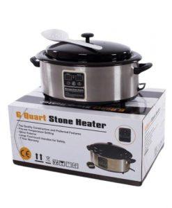 hot stone heater