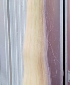 Natural white tail